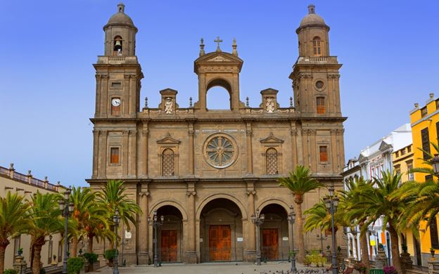 Gran Canaria Attractions information and Attractions Map