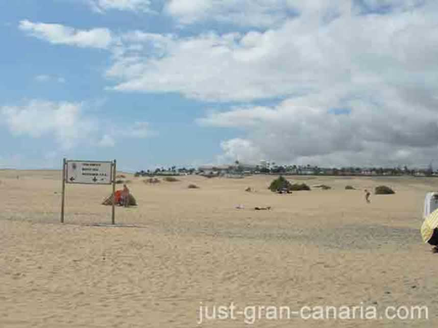 playa de maspalomas nudist beach