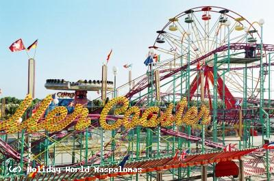 Holiday World Funfair Rides